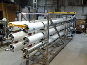 Водоподготовка, очистка воды Utech 418, союз технологий для воды