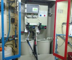 Обеззараживание питьевой воды диоксидом хлора, Utech 418
