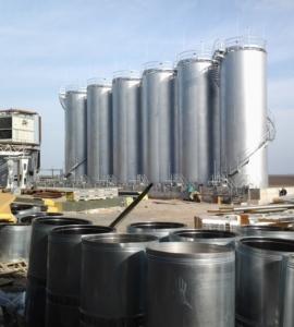 Водоподготовка для масло-экстракционного завода, Utech 418, союз технологий для воды