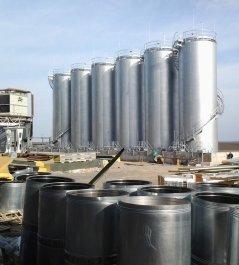 Комплексная водоподготовка для масло-экстракционного завода, Utech 418, союз технологий для воды