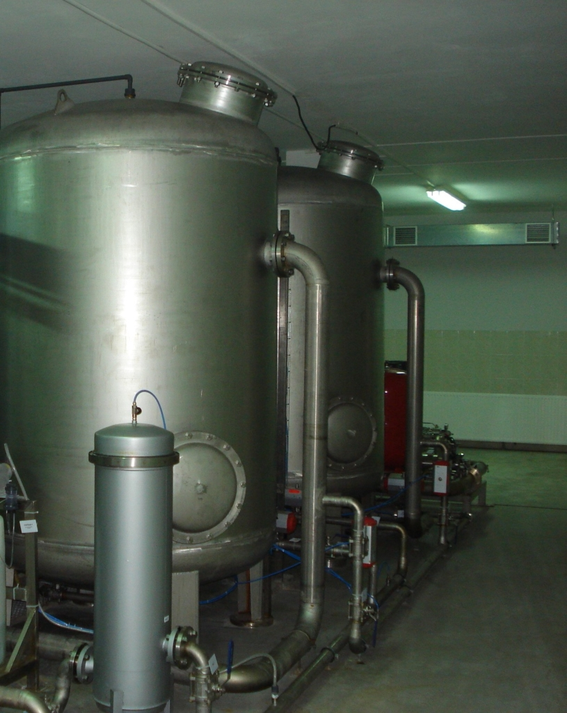 Сорбционная очистка воды в Украине