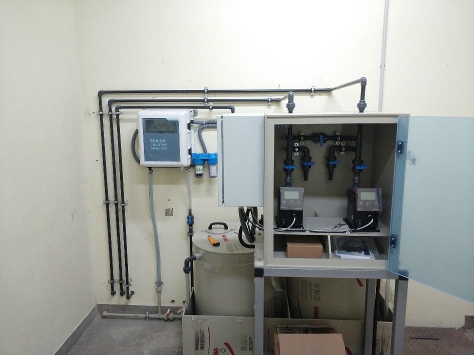 Комплектующие и расходные материалы для водоподготовки Украина