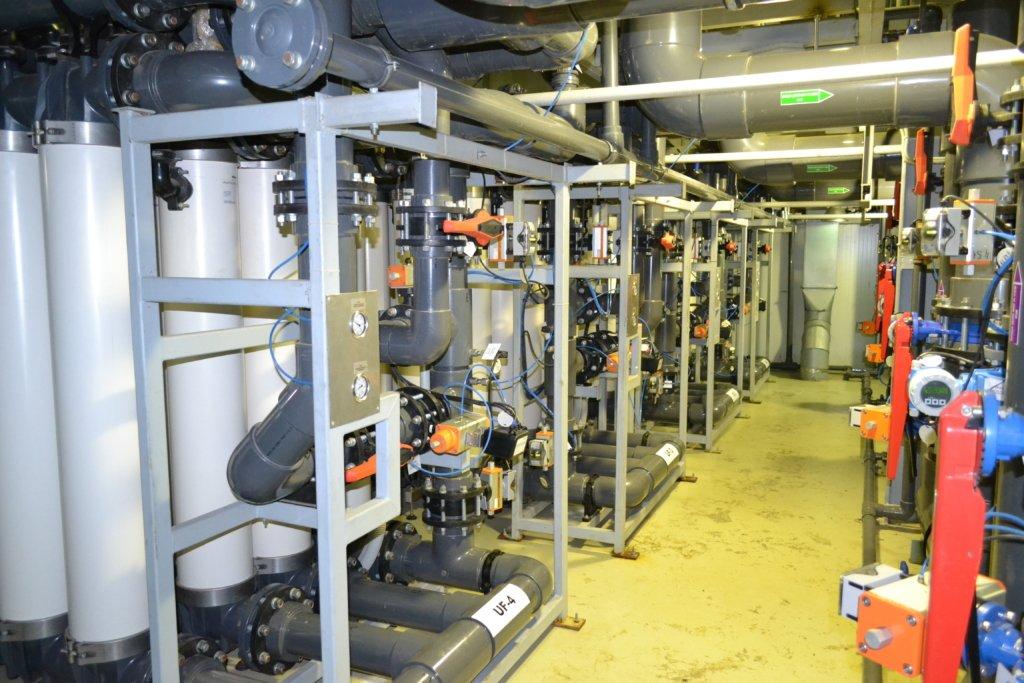Водоподготовка в химической промышленности Днепр, Киев, Украина, цена