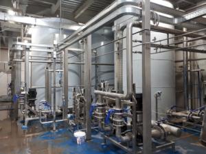 Водоподготовка для промышленных предприятий в Украине Ютех 418