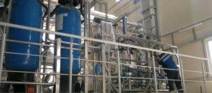 Водоподготовка для промышленных предприятий в Украине