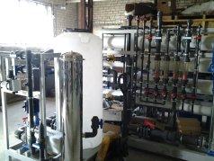 Изготовление и поставка комплекса оборудования для приготовления питьевой воды, Utech 418