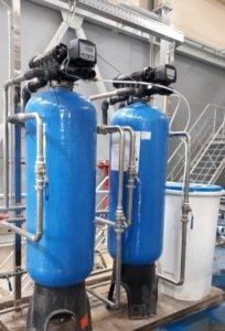 Водоподготовка для бытовых и полупромышленных потребностей Украина