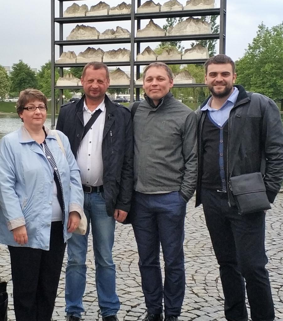 Посещение IFAT 2018 в Мюнхене ютех418